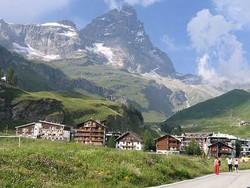 В Италии открылся летний горнолыжный сезон