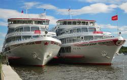 Спрос на круизы по рекам России у российских туристов вырос на 30%