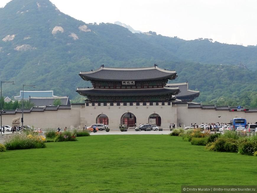 Главный королевский дворец
