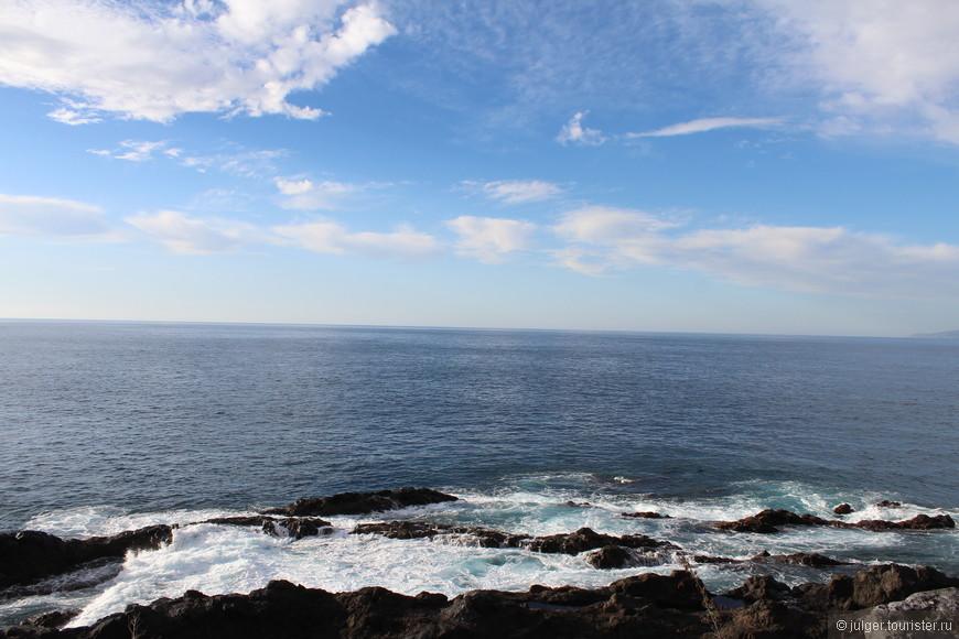Океан прекрасен!