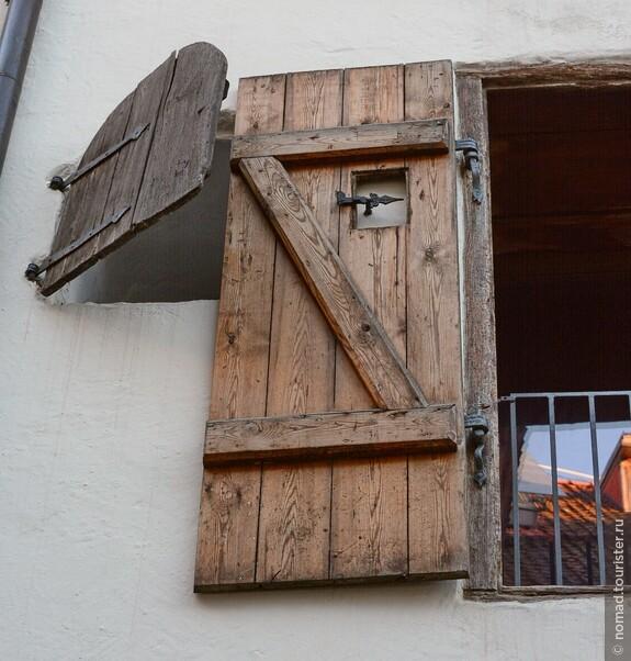 Окна и двери...