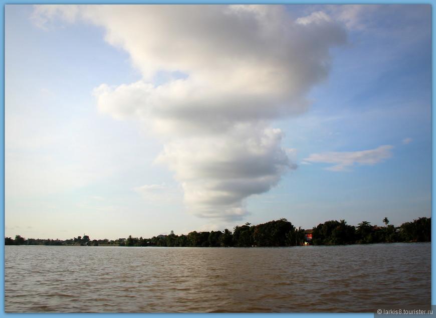 Очень симпатичное облако.