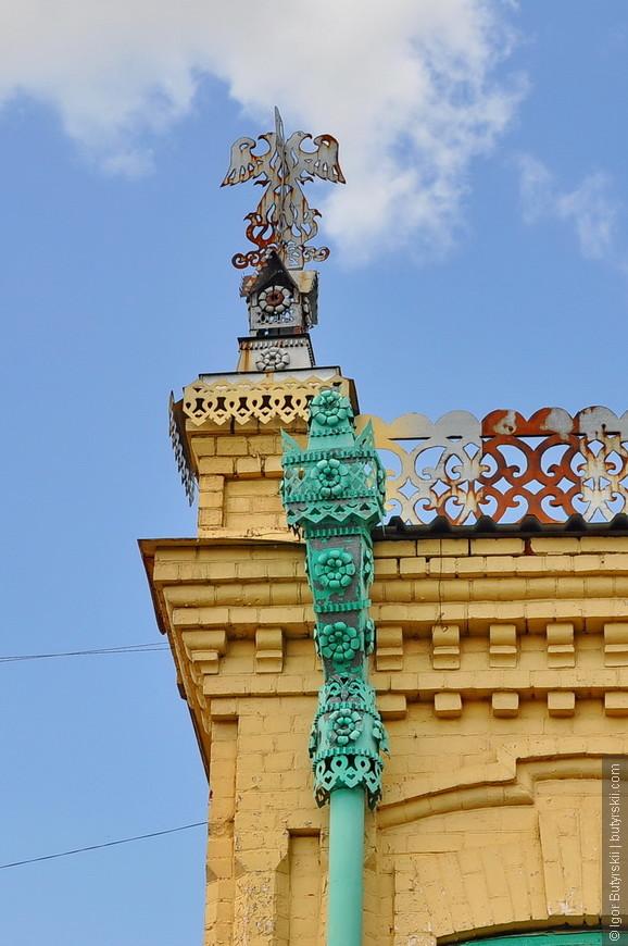21. Элементы декора зданий, некоторые интересные вещи еще сохранились.