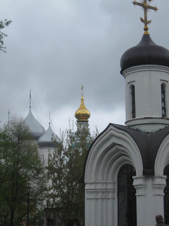 Вологодские купола