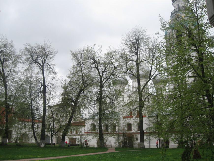Консисторский дворик кремля