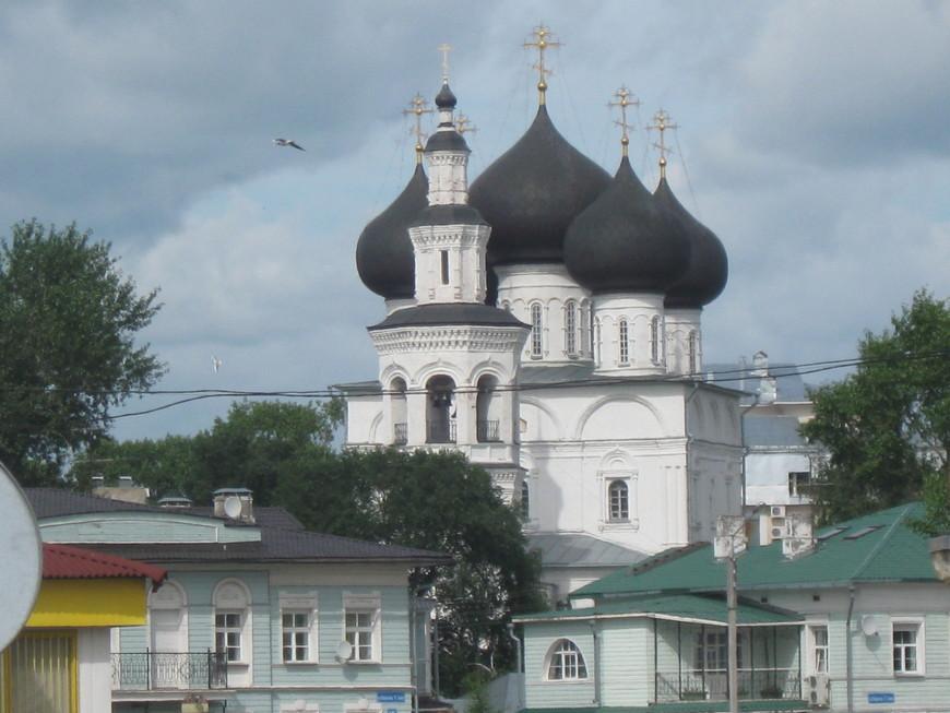 Церковь Николая Чудотворца во Владычной слободе