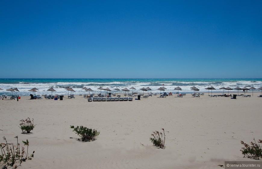 В Патаре находится уникальное место с точки зрения биологов, здесь расположен песчаный пляж, на котором гигантские черепахи карета-карета откладывают яйца. По этой причине после заката солнца вход на пляж запрещен.