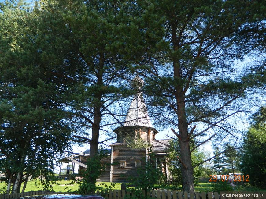Церковь Нила Сорского в Ферапонтово