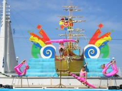 В Геленджике пройдёт «Карнавал на воде»