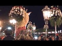 Праздничное шествие со статуей св.Николая в г.Бари ,южная Италия, 04:10