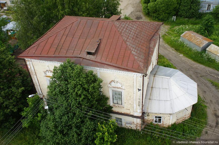 Церковь Воскресения Христова. 1744 - 1749 гг.