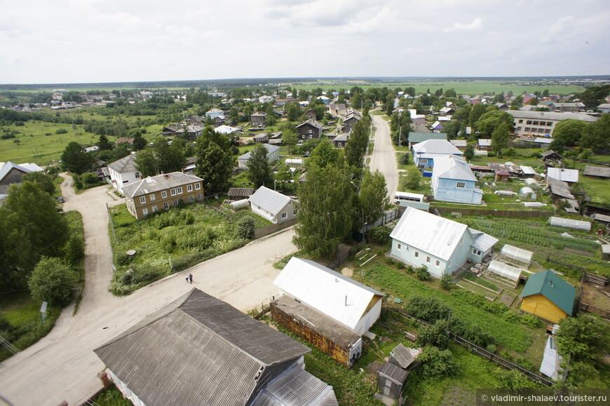 Улица Бабушкина (бывшая Мещанская).