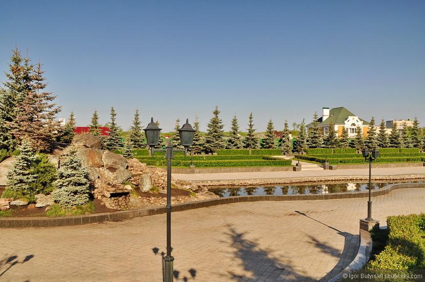 02. Конечно я ожидал увидеть скучный башкирский город вроде Нефтекамска, но наши города умеют удивлять когда этого не ждешь.