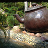ванна с чаем
