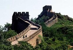 Треть Великой Китайской стены лежит в руинах