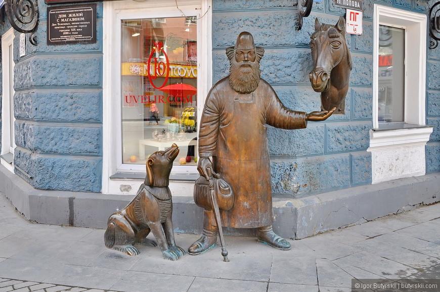 07. Отличная композиция, наконец-то, хоть какое-то отступление от «канонов» новых скучных памятников на улицах.