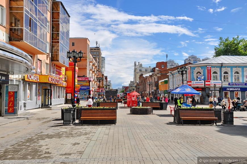 37. Осталось немного привести в порядок и будет великолепна улица – достопримечательность города.