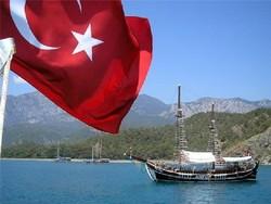 Ростуризм рекомендует отечественным туристам не покидать туристические зоны Турции