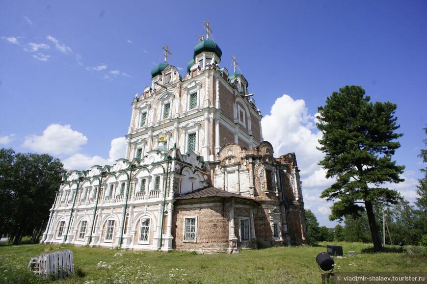 Церковь Введения Пресвятой Богородицы во Храм.