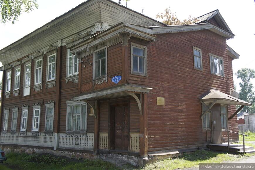 Здание начального училища (XIX век)