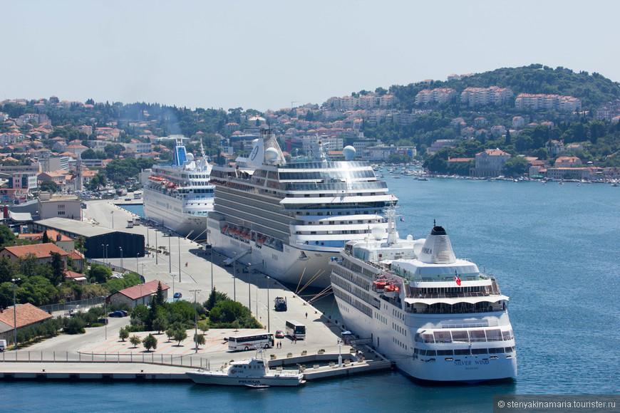 Новый порт Дубровника