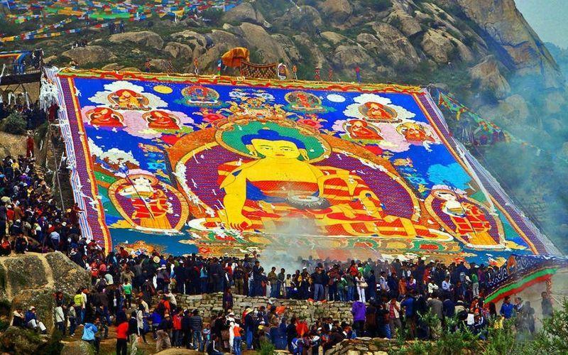 О временном закрытии Тибета в сентябре 2015