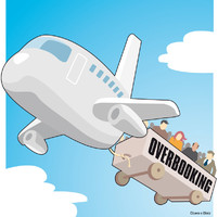 Кто из авиапассажиров получит иммунитет от овербукинга?