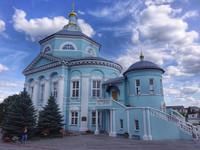 Воронеж. Алексеево-Акатов монастырь