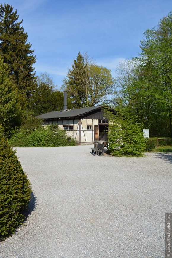 Старый (первый) крематорий