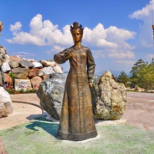 Златоуст — Горный парк Бажова