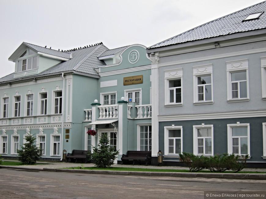 Улица Советская - гостиница, ресторация