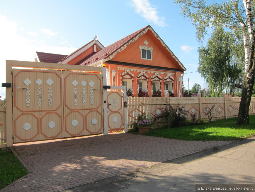 Дом на улице Середской