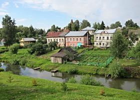 Необыкновенное село Вятское