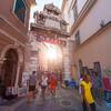 Арка Балби-ворота города