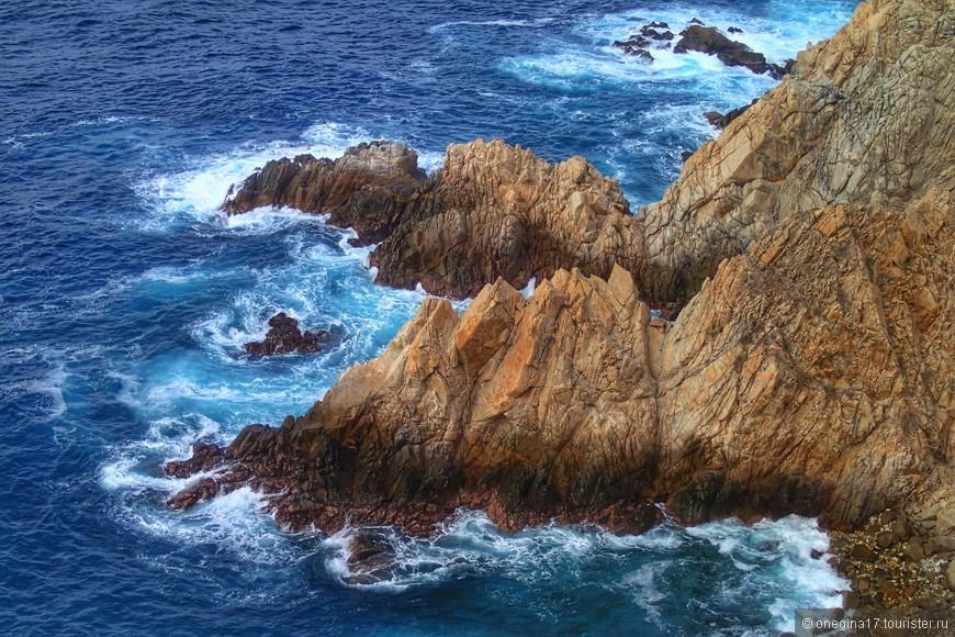 Океан, горы, небо - в Уатулько все высшего качества!