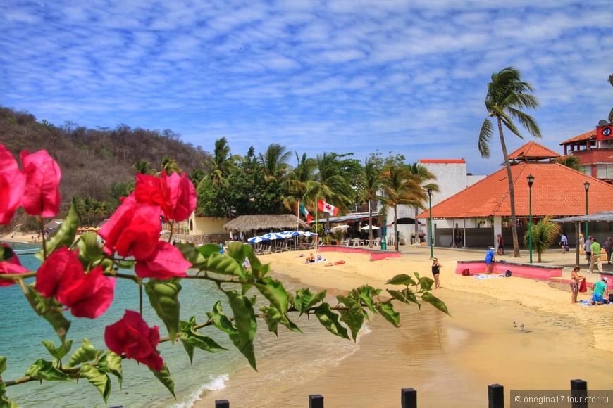 В сезон отели заполнены очень загодя, пляжи забиты и цены... сами поимаете.