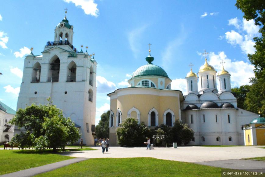 Ярославский музей-заповедник - Спасо- Преображенский мужской монастырь