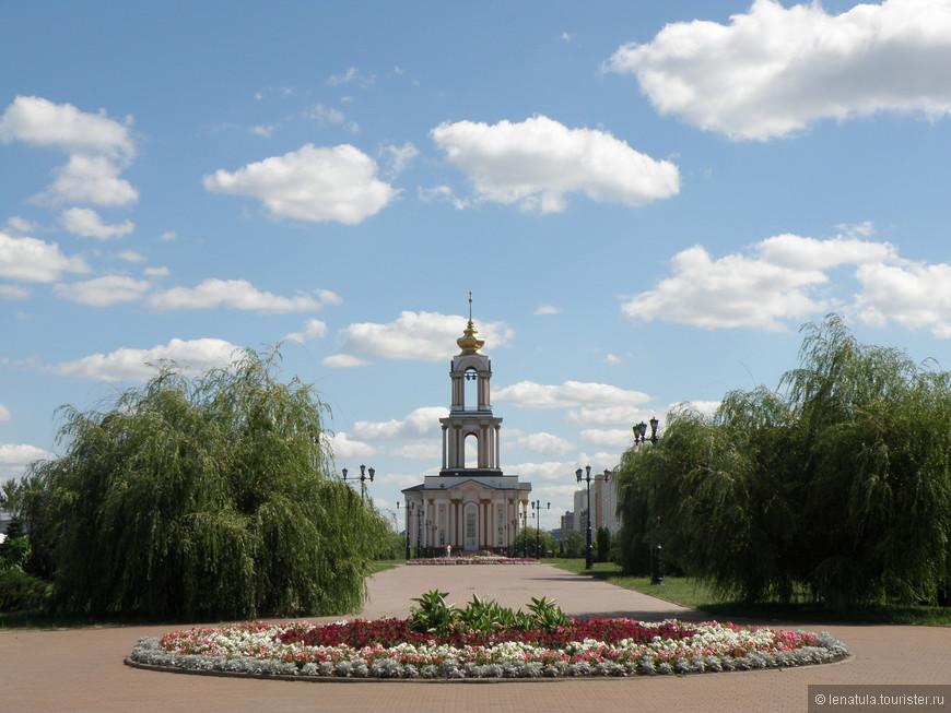 В мае 1999 года на территории мемориального комплекса был заложен храм Георгия Победоносца. Сейчас этот храм действующий.
