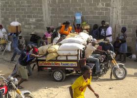 Гаити — страна голодных глаз