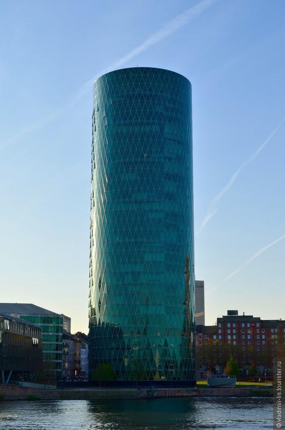 Кристальная Башня Вестхафен