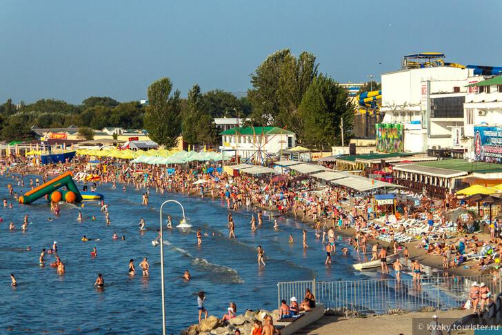 Центральный пляж © <a href=/go/?url=https://vitalijj-akhmed-janov.tourister.ru/lenta target=_blank class=ext_link>Виталий Ахмедьянов</a>