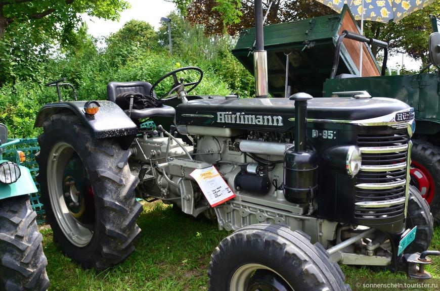 В восьмидесятых, последнем десятилетии существовании марки «Eichеr», тракторы резко увеличились в размерах и стали больше похожими на знакомые нам современные тракторы.