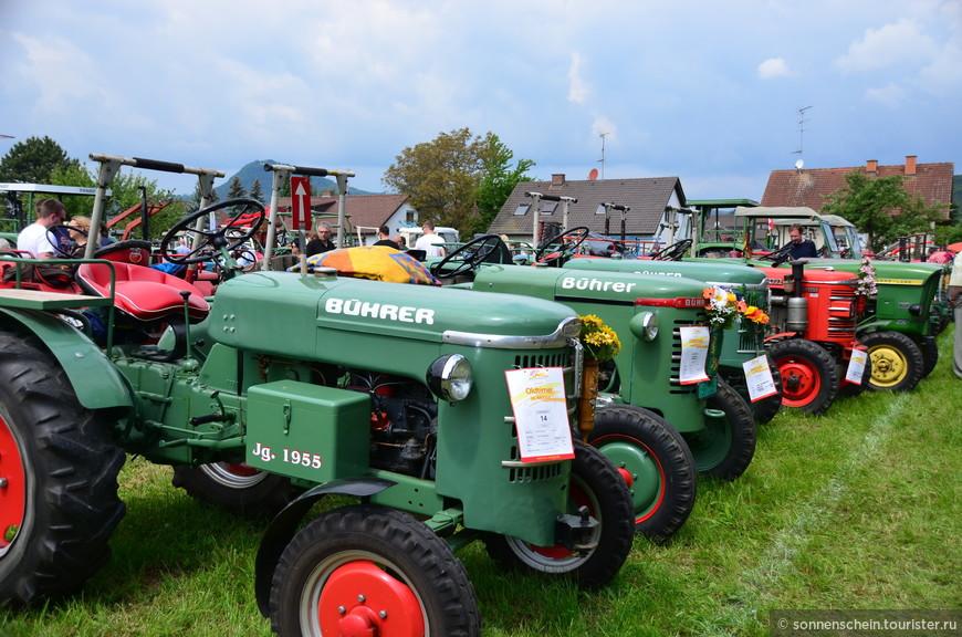 Семидесятые привнесли в дизайн тракторов резкие формы, прямоугольные изгибы.