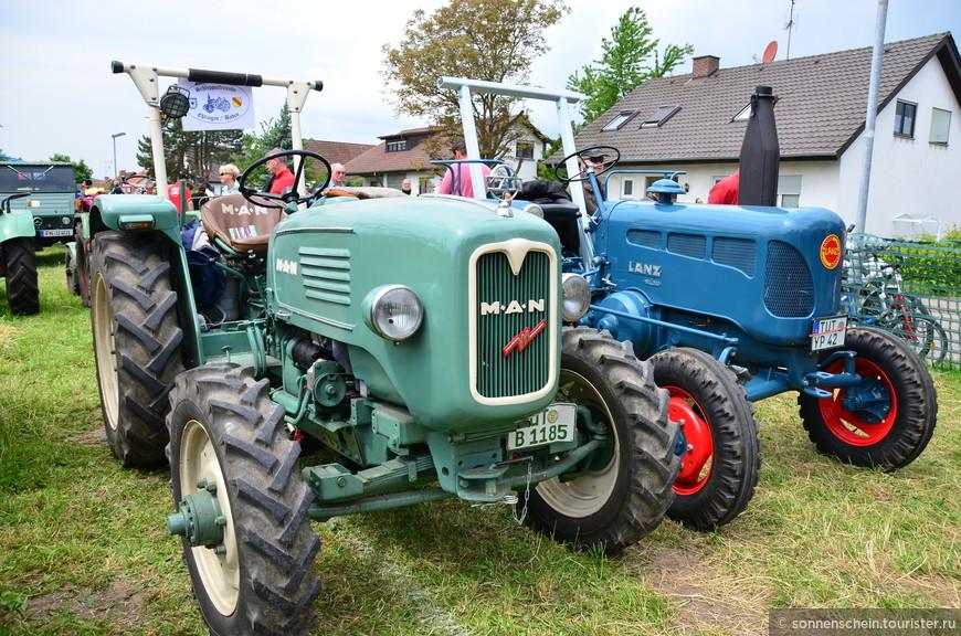 Когда фирма «Eicher» покинула немецкий рынок, продолжив выпускать тракторы где-то в Индии, оставшиеся на ходу «бульдоги» приобрели поистине культовый статус. Обладателя «бульдога» в сельском фольклоре можно сравнить с водителем красного купе-кабриолета.