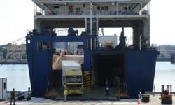 Возобновила работу паромная линия Крым - Турция