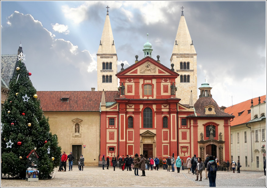 Базилика Святого Георгия в Граде.