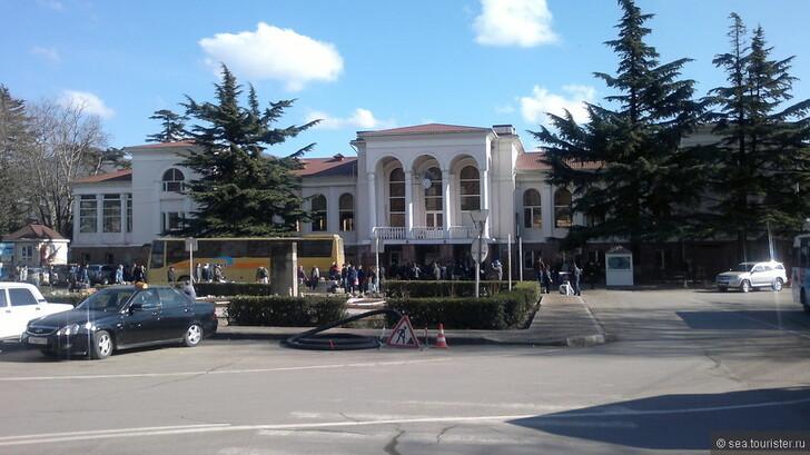 Железнодорожный вокзал © Юлия