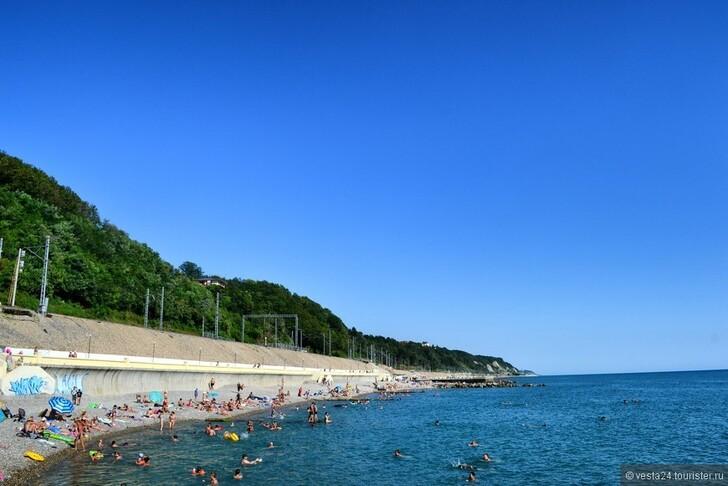 Пляж © Svetlana Vorobyeva