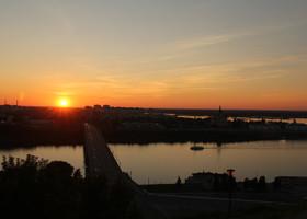 Там где встречаются Волга и Ока