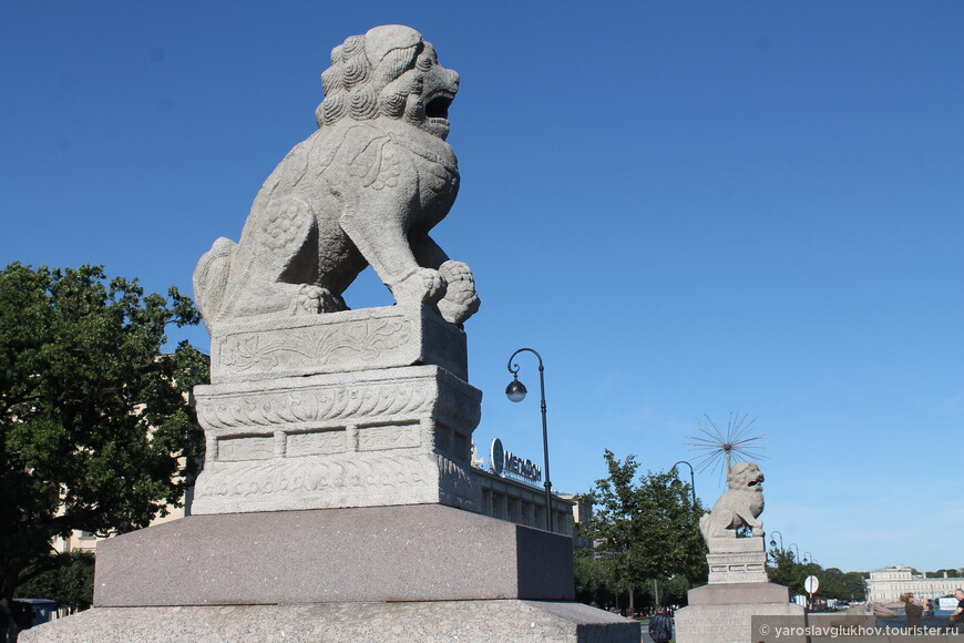 Львы-лягушки Ши-Цза